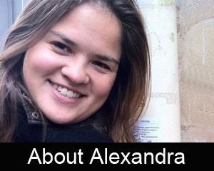 About Alexandra Shimo