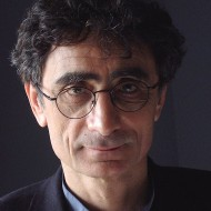 Gabor Maté. M.D., author of In The Realm of Hungry Ghosts: Close Encounters with Addiction