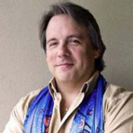 Drew Hayden Taylor, author of Motorcycles & Sweetgrass
